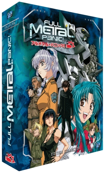 Full Metal Panic - Collector VOVF [DVD 7/8]