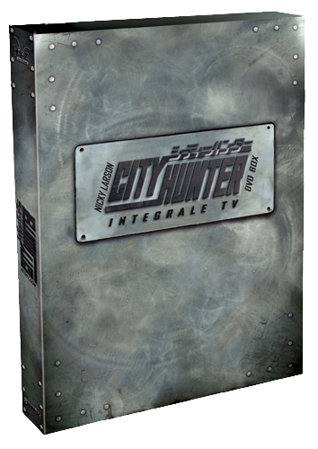 City Hunter saison 2 - Int�grale collector VO/VF [DVD 10/12]