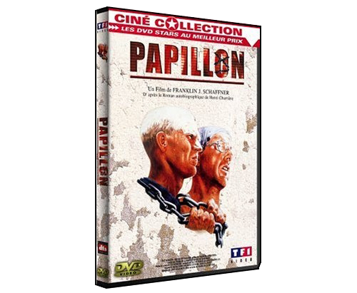 Papillon version longue 5.1 + DTS [DVD9]