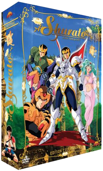 Shurato Int�grale Collector non censur�e VO/VF [DVD 1/9]