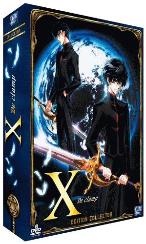 X-Clamp - Intgrale VO/VF [DVD 1/8]